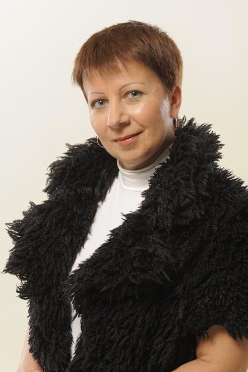 Yelena Bykova
