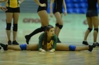 "BC ""Kyiv"" Cheerleaders at the game against BC ""Dnipro-AZOT"""