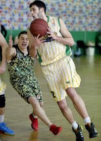 БК 'Київ' - БК 'Будівельник' (04.05.2015). Фотограф: Павло Кубанов