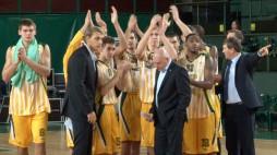 BC 'Kyiv' - BC 'Cherkasski Mavpy' - best of the Game (20.10.13)