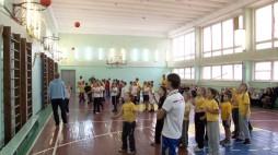 Basketball Festival in Kyiv secondary school №132
