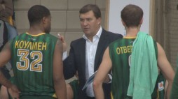 BC 'Cherkasski Mavpy' - BC 'Kyiv' - flashlights of the Game (29/10/13)
