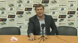 Vitalii Chernii, BC 'Kyiv' Head Coach comments after the game against BC 'Odesa'