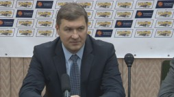 """Press-conference after the game BC """"Kyiv"""" vs. SC """"Kryvbas"""""""