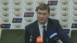 Прес-конференція після гри БК 'Київ' та БК 'Ферро-ЗНТУ' (11.01.14)