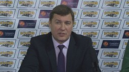 """Press-conference after the game BC """"Kyiv"""" vs BC 'Donetsk'"""