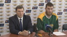Прес-конференція після гри БК 'Київ' - МБК 'Одеса' (23.03.14)