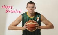 Happy Birthday, Artem!